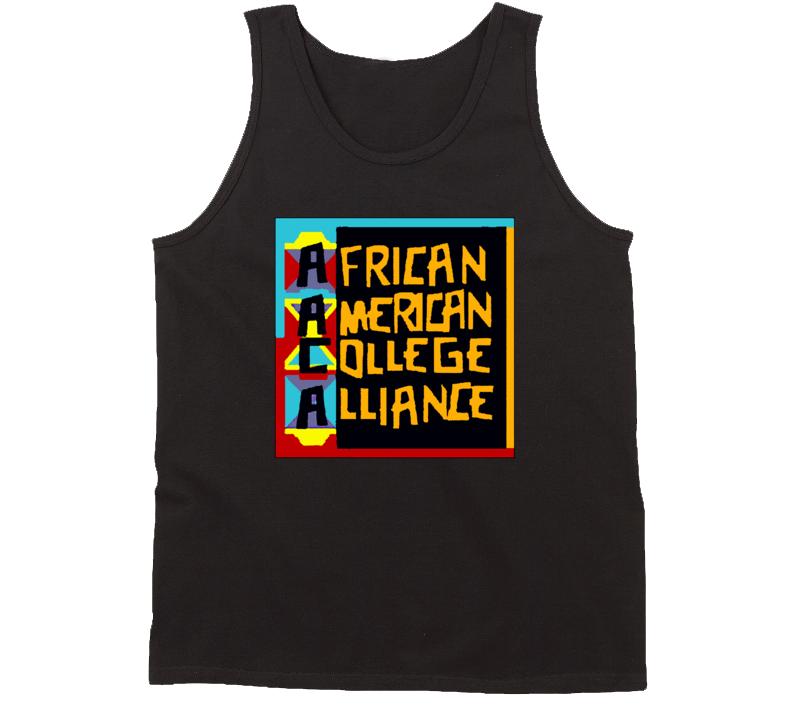 Aaca Luke Cage African American College Alliance Tanktop