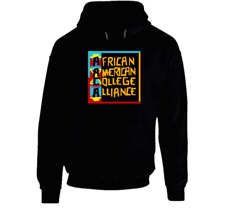 Aaca Luke Cage African American College Alliance Hoodie