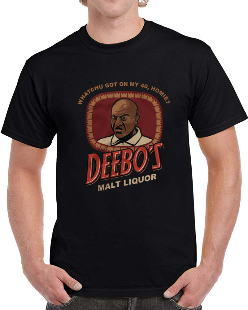 Deebo's Malt Liquor T Shirt