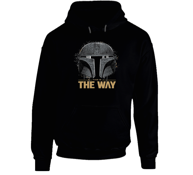 This Is The Way The Mandalorian Hoodie