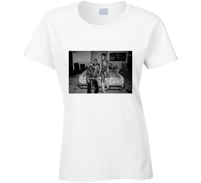 Queen And Slim Ladies T Shirt
