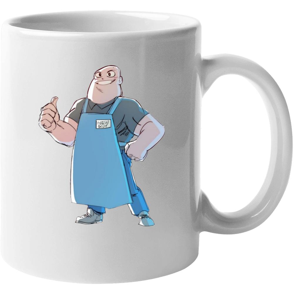 New Guy Meme Mug