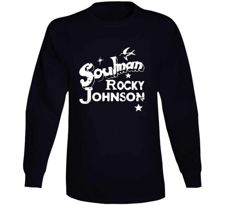 Soulman Rocky Johnson Long Sleeve