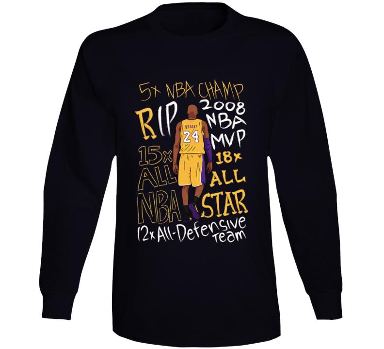 Kobe Rip Long Sleeve