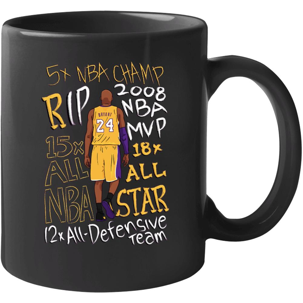Kobe Rip Mug