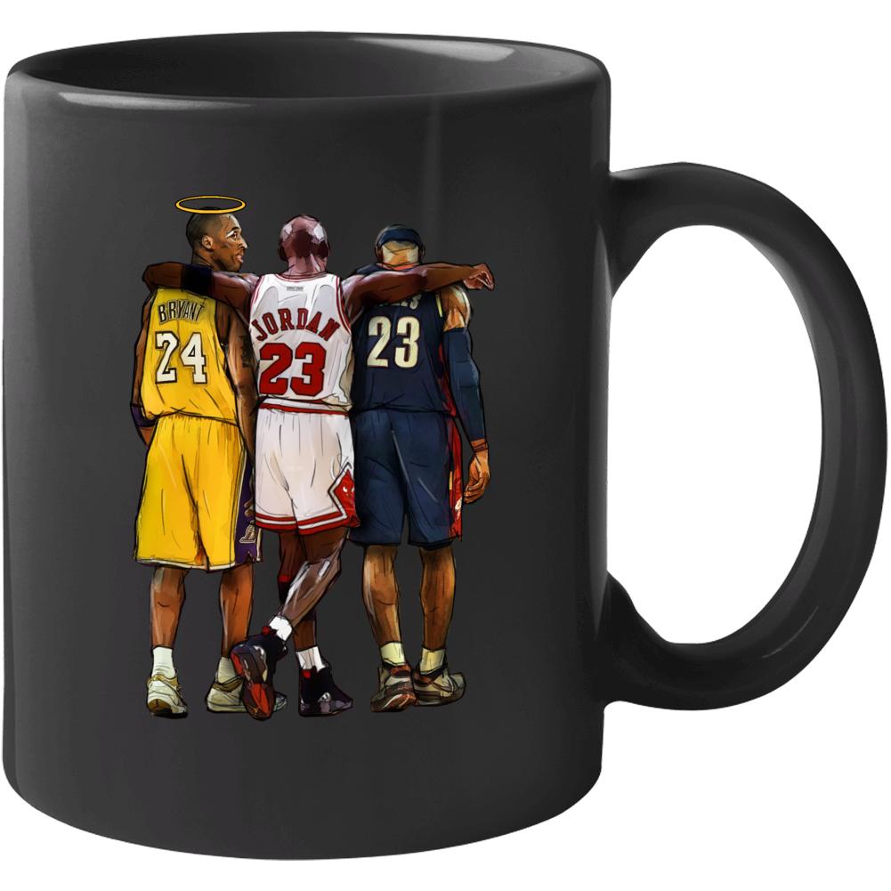 Kobe Bryant Halo Rip Mug