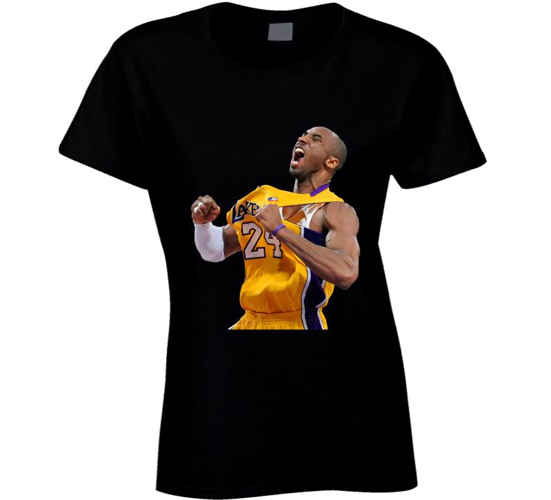 Kobe Jersey Pull Ladies T Shirt