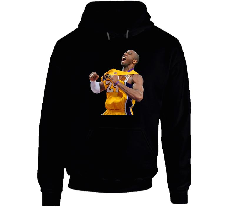 Kobe Jersey Pull Hoodie