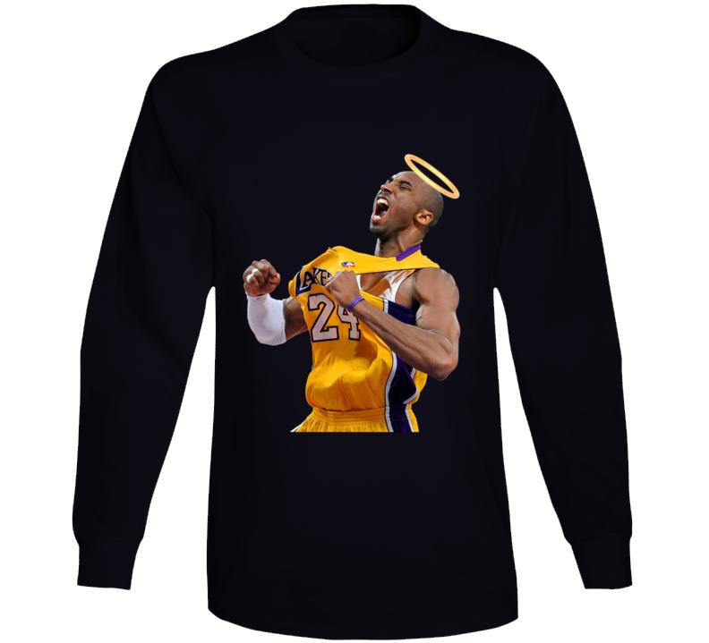 Kobe Jersey Pull Halo Rip Long Sleeve