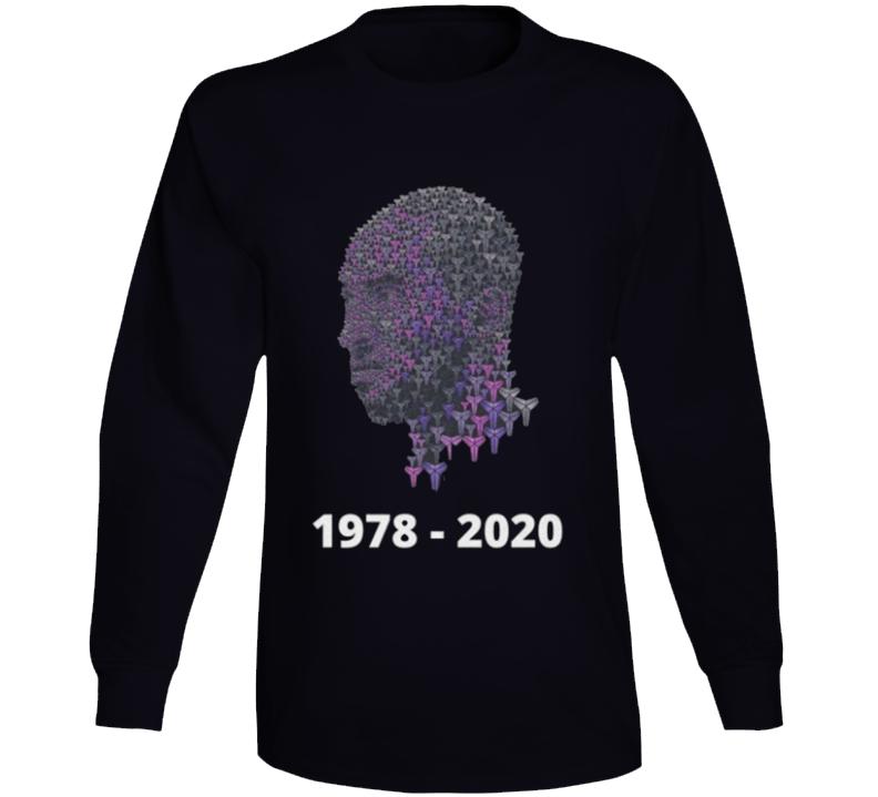Kobe Bryant Rip - 1978 - 2020 Long Sleeve