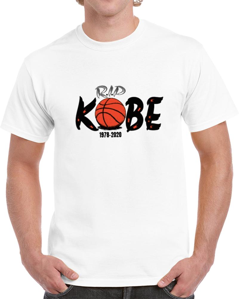 Rip Kobe Shirt 1978-2020 Copy T Shirt