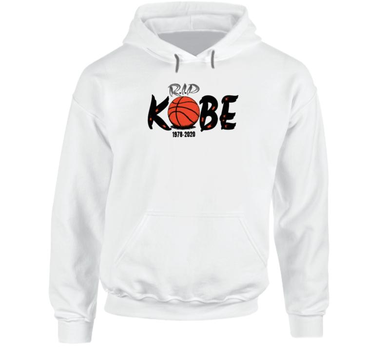Rip Kobe Shirt 1978-2020 Copy Hoodie