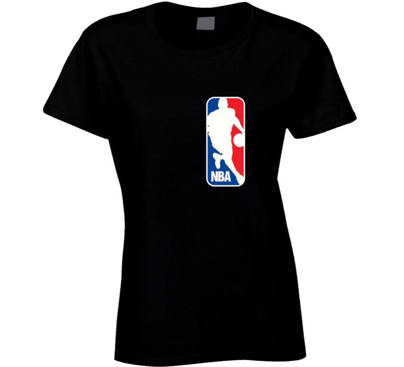 Kobe Nba Logo Ladies T Shirt