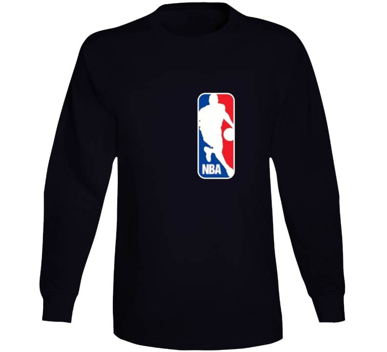 Kobe Nba Logo Long Sleeve