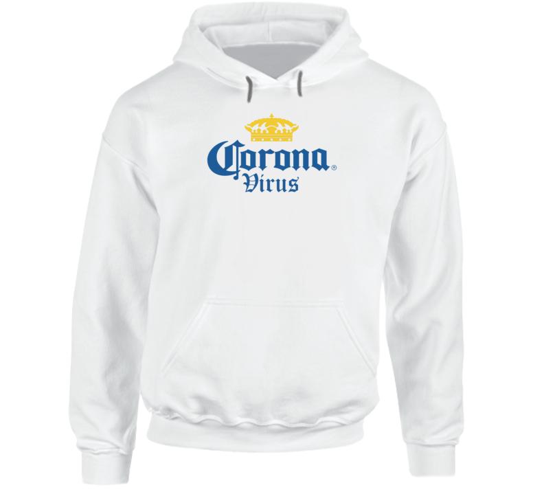 Corona Virus Hoodie