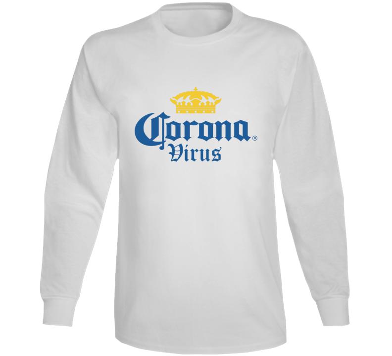 Corona Virus Long Sleeve