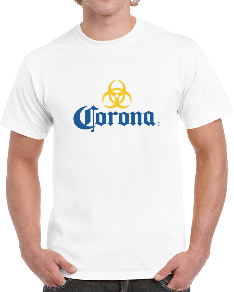 Corona Virus Biohazard T Shirt