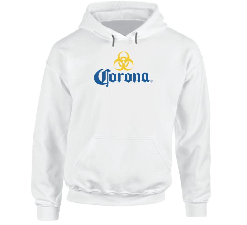 Corona Virus Biohazard Hoodie