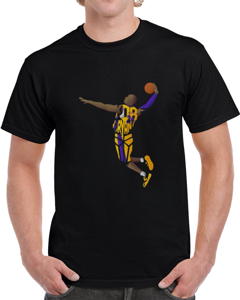 Kobe Bryant Logo Dunk T Shirt