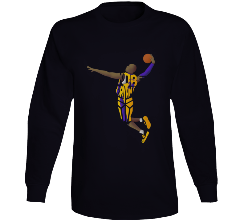Kobe Bryant Logo Dunk Long Sleeve