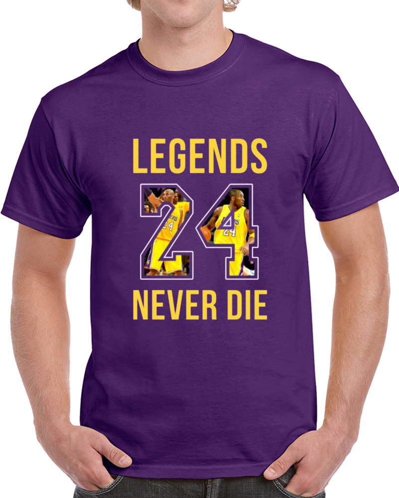 Legends Never Die Kobe Bryant Shirt, Rip Kobe Bryant Tshirt, In Memory Of Kobe Shirt, Kobe Bryant Legends Never Die, Black Mamba T Shirt