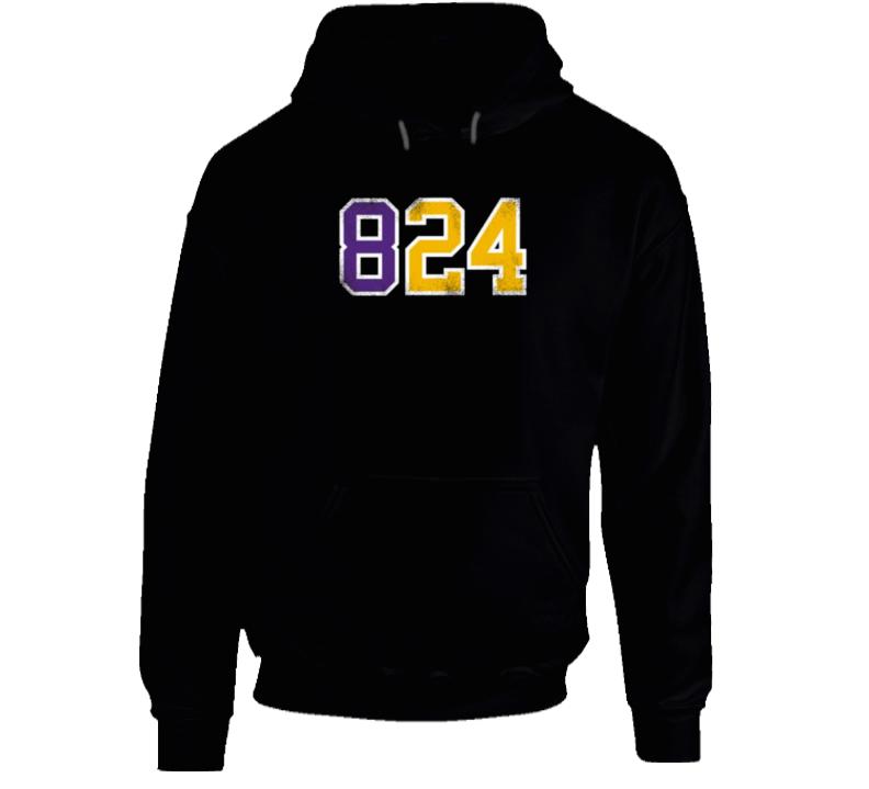 Mamba 824 Kobe Bryant Hoodie