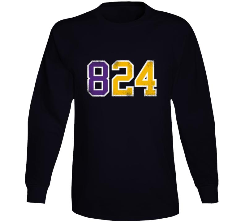Mamba 824 Kobe Bryant Long Sleeve