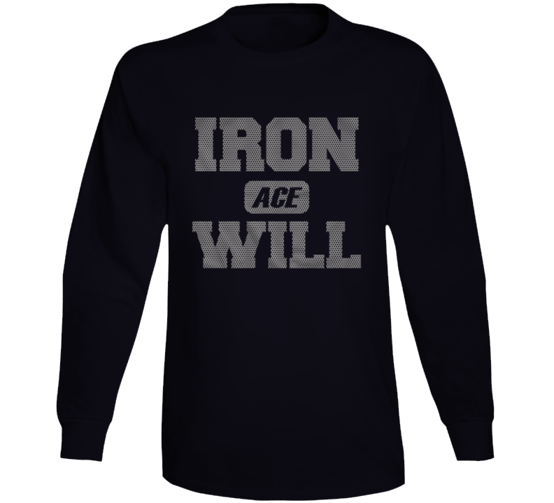 Hiroshi Tanahashi - Iron Will Long Sleeve