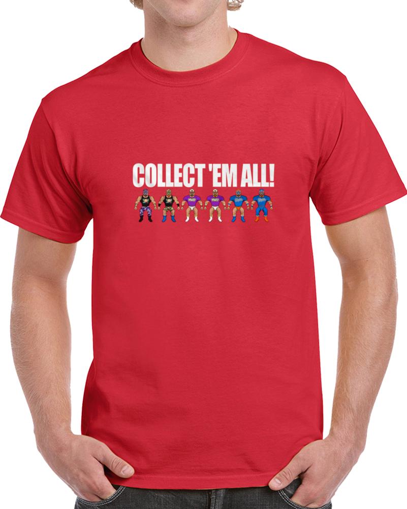 Major Jigs Collect Em All T Shirt