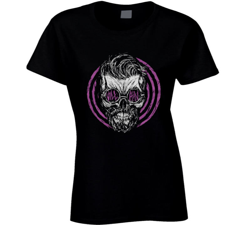 Marty Scurll Henchman Ladies T Shirt