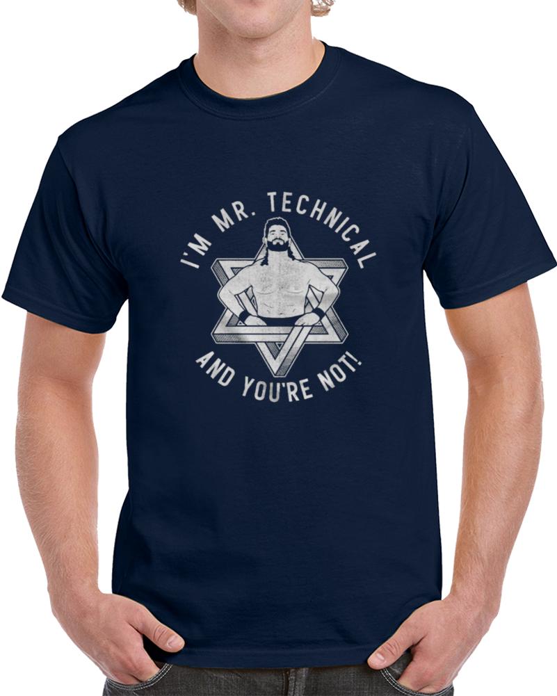 Mr. Technical Barry Horowitz T Shirt