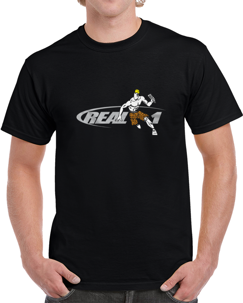 Real 1 Nzo T Shirt