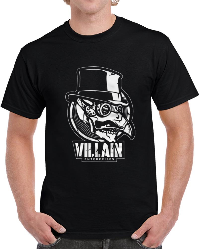 Villain Enterprises Dapper Marty Surcll T Shirt