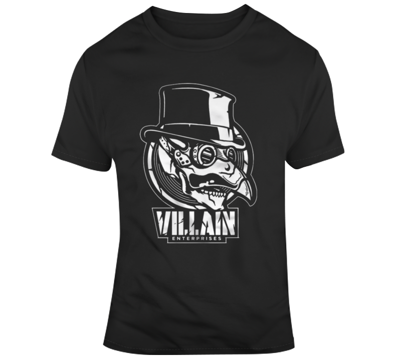 Villain Enterprises Dapper Marty Scurll T Shirt