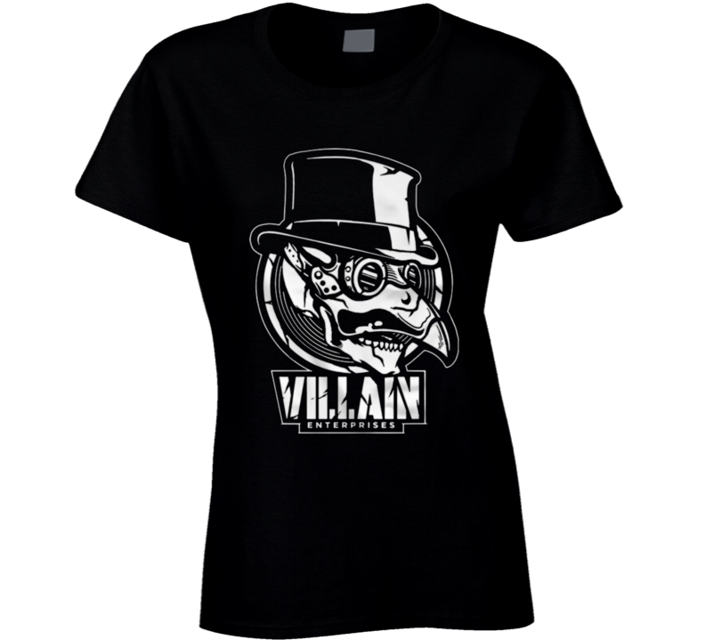 Villain Enterprises Dapper Marty Scurll Ladies T Shirt