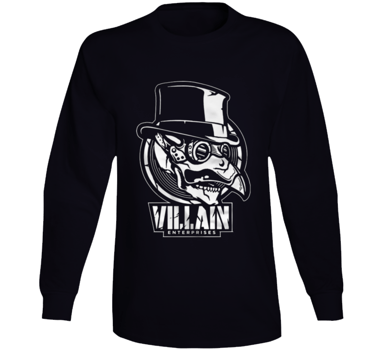Villain Enterprises Dapper Marty Scurll Long Sleeve