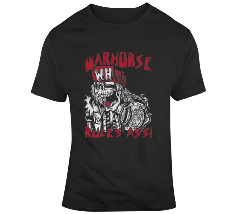 Warhorse Tendancies T Shirt