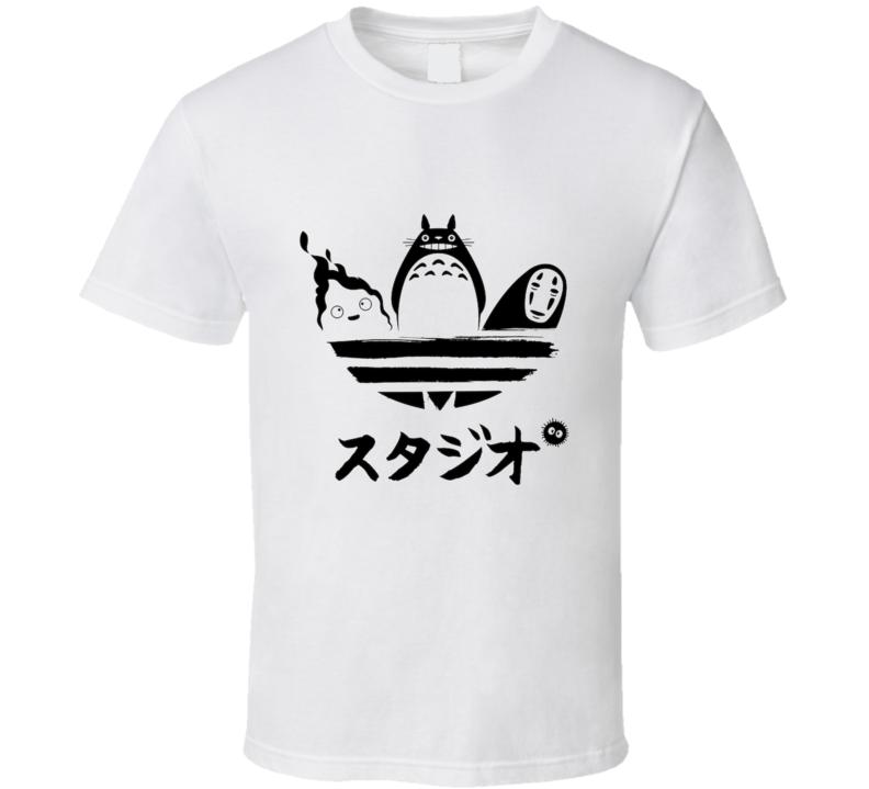Studio Brand Logo T Shirt