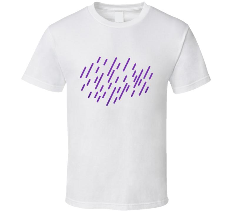 Purple Rain Purple Rain, Minimal, Rain, Music, Gift T Shirt