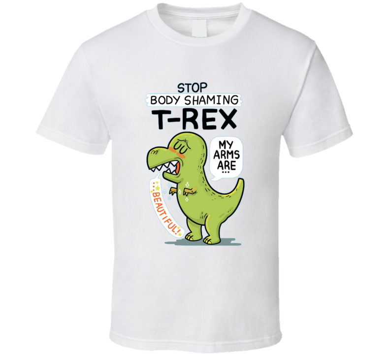 Rex Shaming T-rex, Tyrannosaurus Rex, Dinosaur, Dinos, Kawaii, Dinosaur Shirt, Cute Dinosaur Shirt, Cute T-rex T Shirt