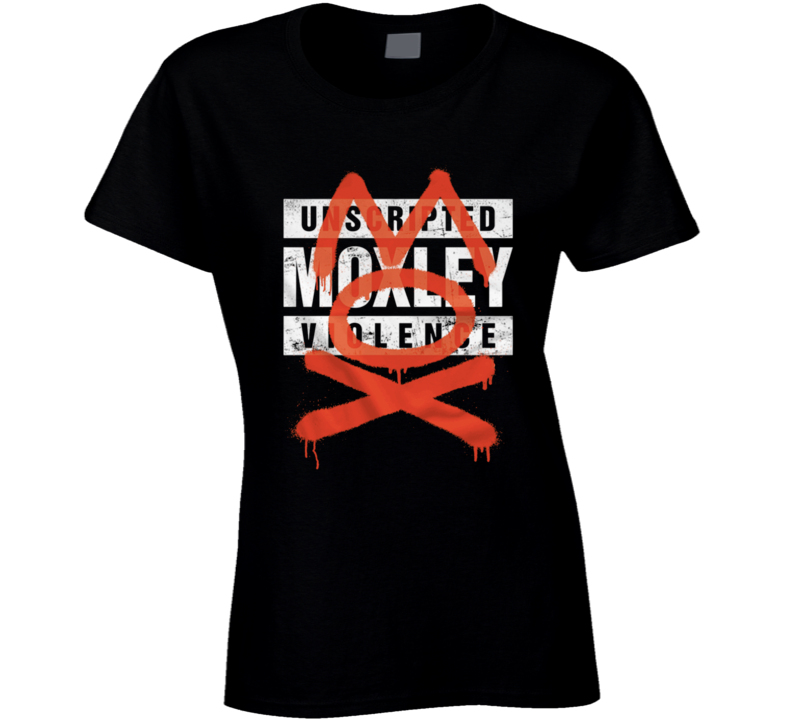 Jon Moxley Mox Ladies T Shirt