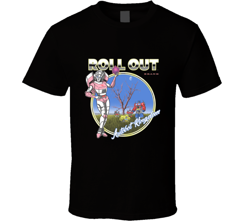 Roll Doubt Transfomers, G1, No Doubt, Tragic Kingdom, Betmac, On Sale T Shirt