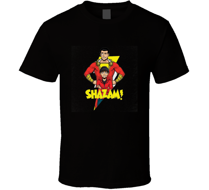 Say The Word Shazam, Dc T Shirt