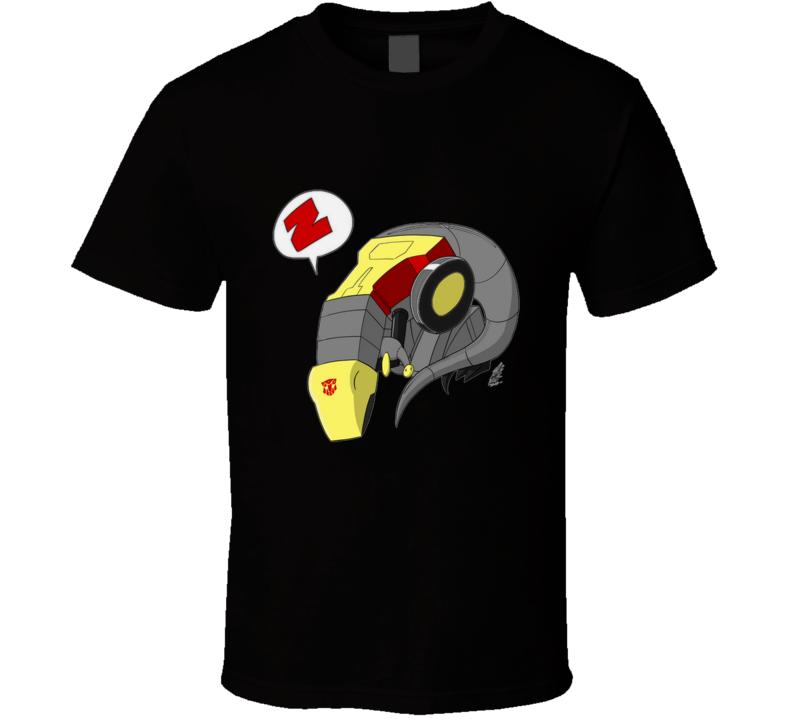 Sleeping Slash Dinobots, Dinobot Slash T Shirt