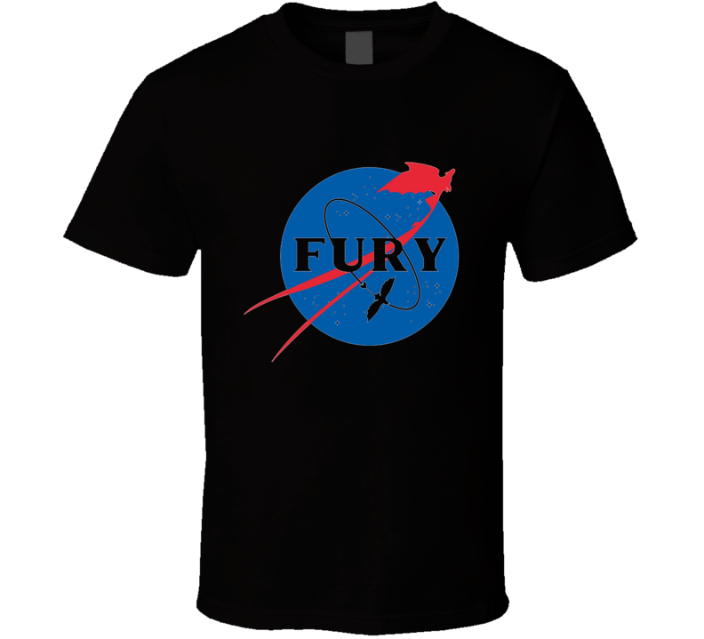 Space Fury Nasa, Fury, Dragon, Trainer, Toothless, Space, Stars, Universe T Shirt