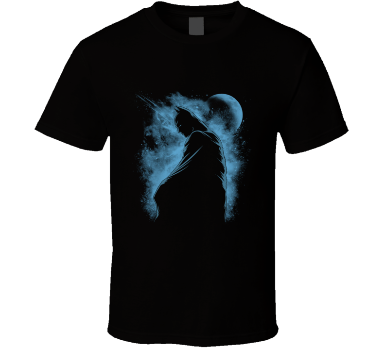 Shadow In The Night Superheroes T Shirt