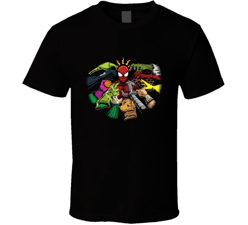 Spider-yaga T Shirt