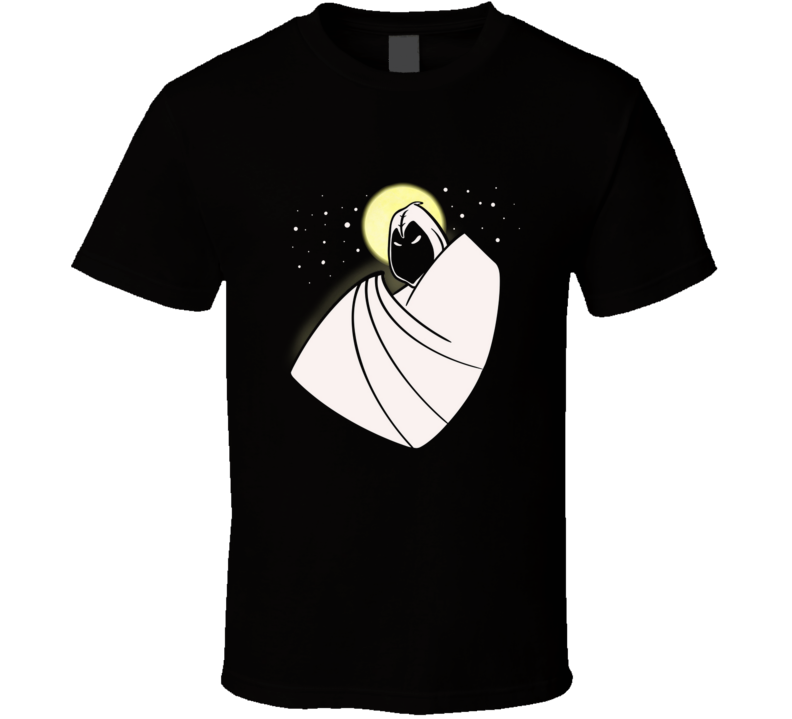The Animated Series Mk Moon Knight, Moon Knight Shirt, Moon Knight Tee, Marc Spector, Superhero, Comic, Comics, Werewolf By Night T Shirt