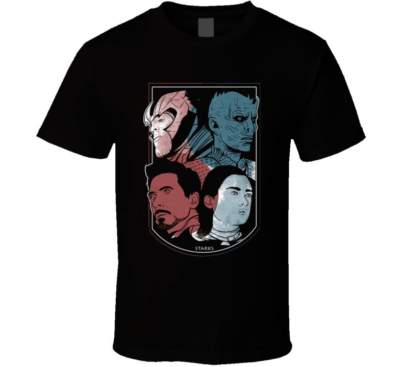 Starks  Geek, Nerd T Shirt
