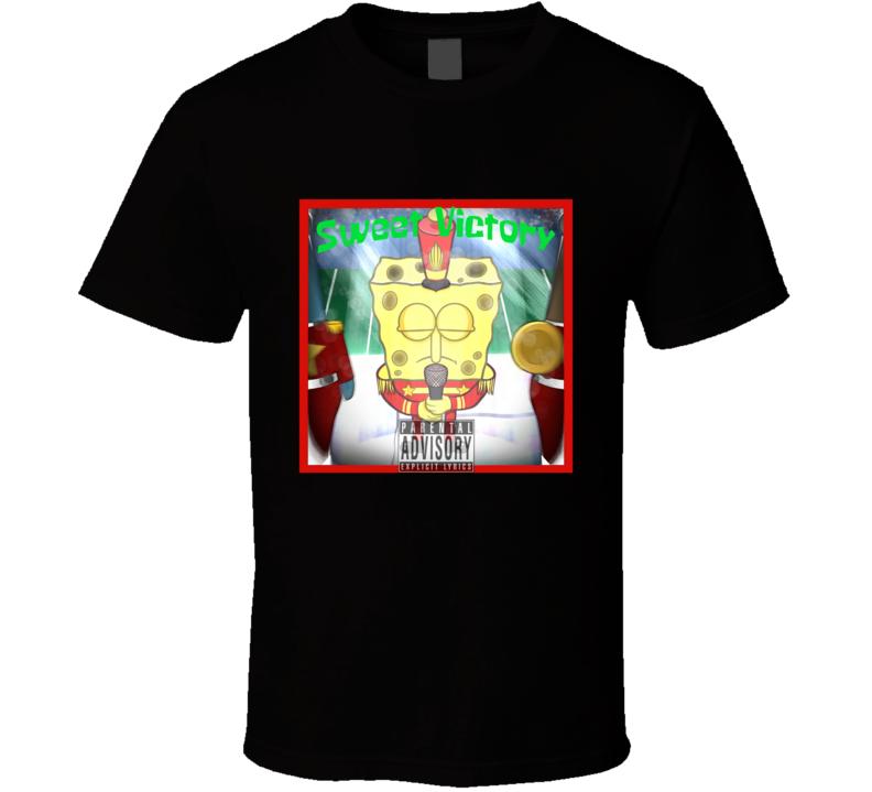 Sweet Victory  Sweet Victory, Sponge, Hip Hop, Band, Rock Band T Shirt